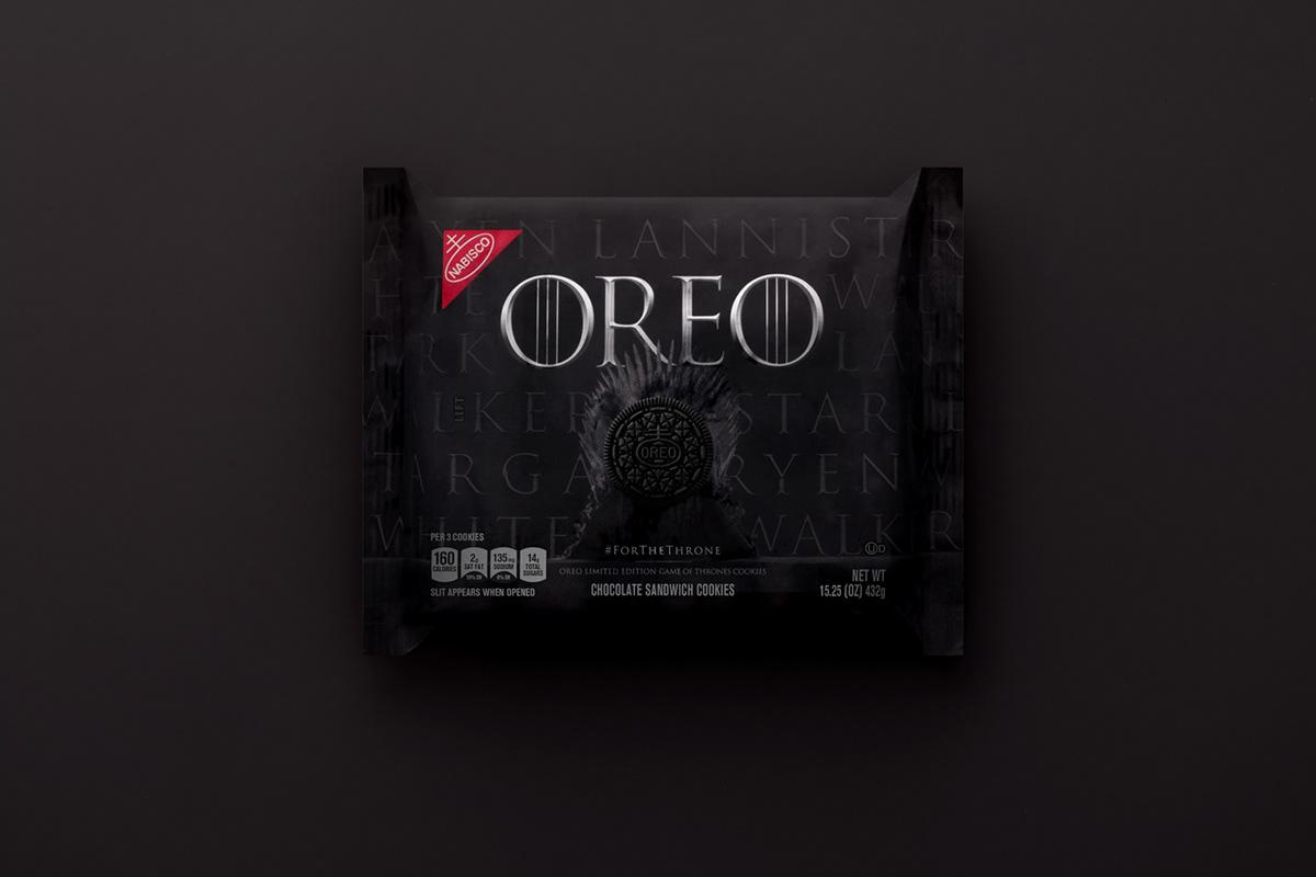 Oreo X Game of Thrones