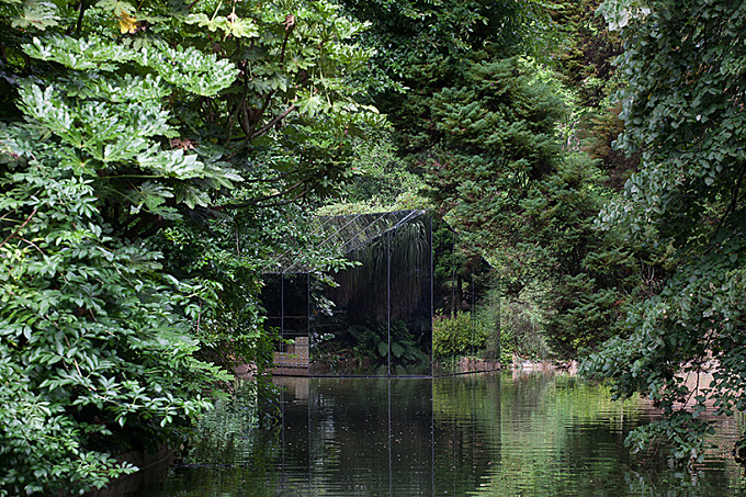 Incredible Pavilion Hidden in Nature