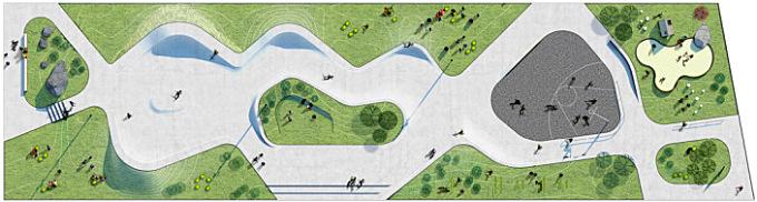 Lemvig Skatepark / EFFEKT - 谷德设计网 2 1