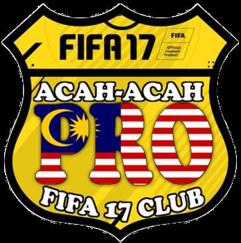 Official FIFA 17 ACAH2PRO Badge