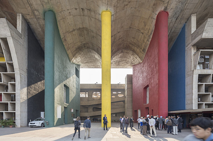 AD Classics: Master Plan for Chandigarh / Le Corbusier, © Laurian Ghinitoiu