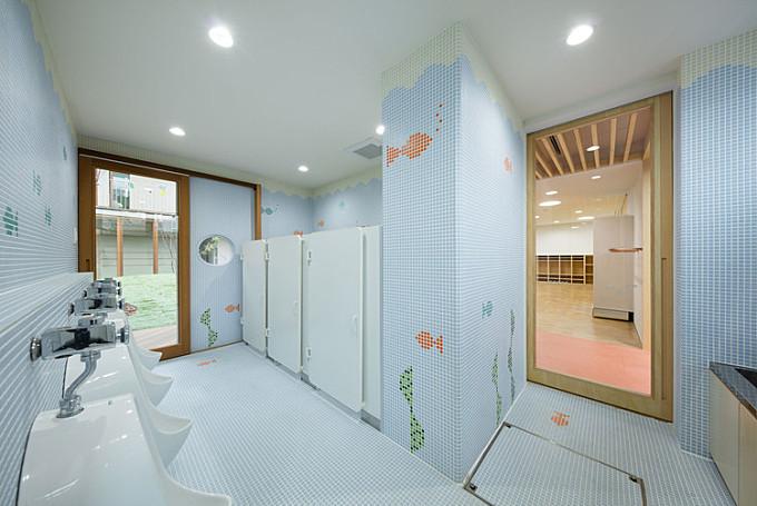 Tomonoki-Himawari Kindergarten / MAMM DESIGN