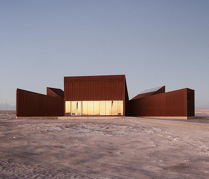 Fascinating Architecture in the Atacama Desert