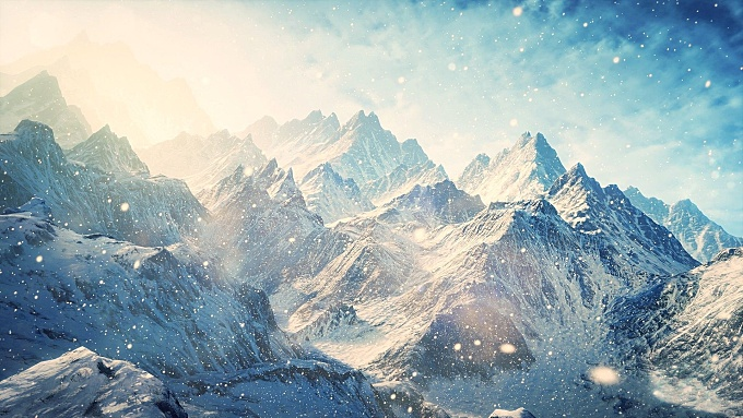 artwork|digital-art|earth|fishing|glare|landscape|mountain|mountains|nature|photo-manipulation|photography|shine