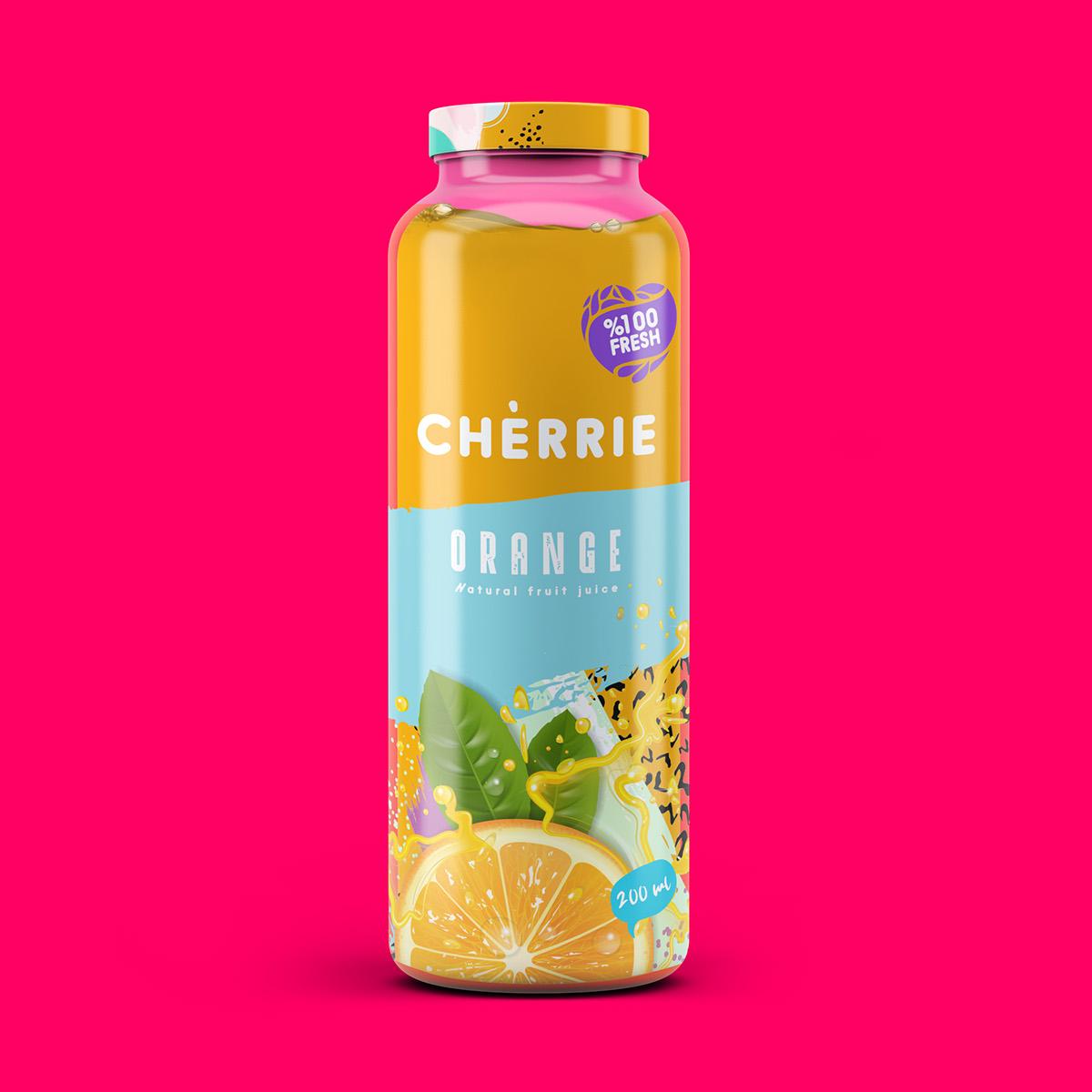 Chérrie Fruit Juice