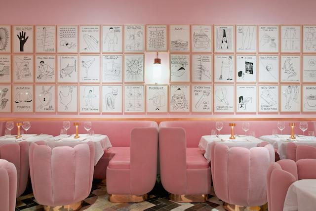 Amazing Interior Design at Sketch London