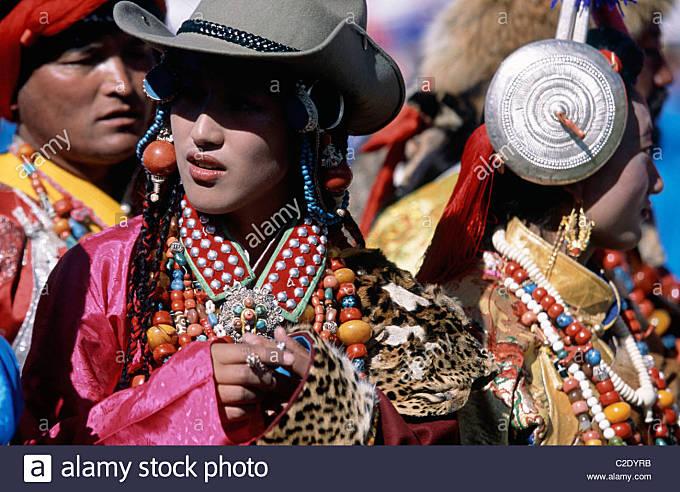 Deqin Yunnan China - Stock Image
