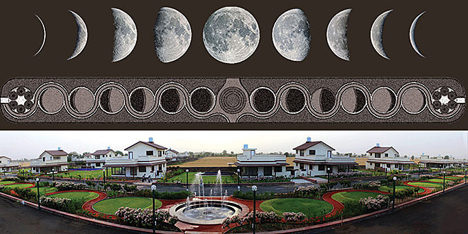 Lunar Landscapes | Ahmedabad, India | Urbscapes September 27, 2016,AEDT