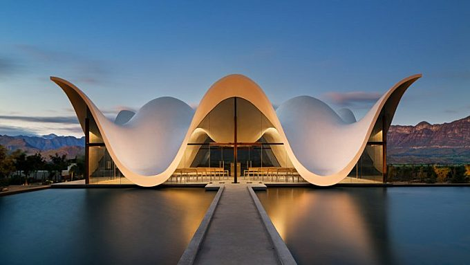 A Chapel into the South African Countryside