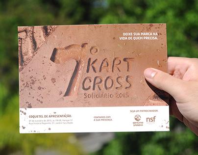 7º Kart Cross Solidário 2015