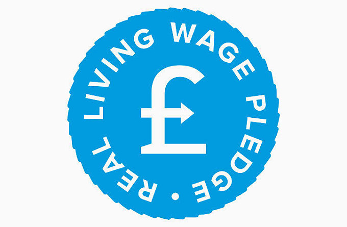 The Real Living Wage Pledge aims to ensure fair pay for everyone, including interns
