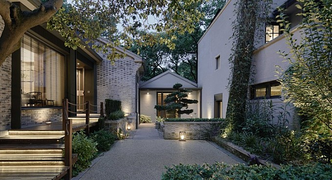 Space Renovation of 69 Beishan St. / The Design Institute of Landscape and Architecture China Academy of Art