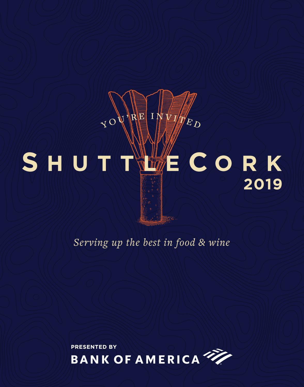 ShuttleCork 2019 Invitation & Reply Card
