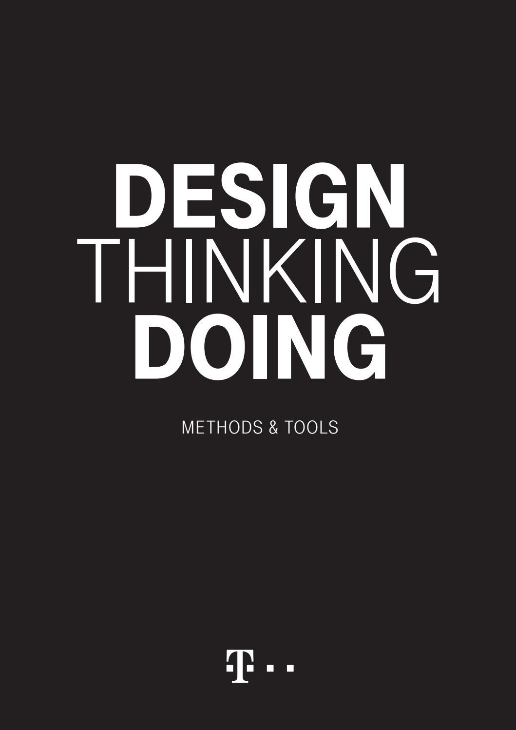 Telekom design design thinking doing