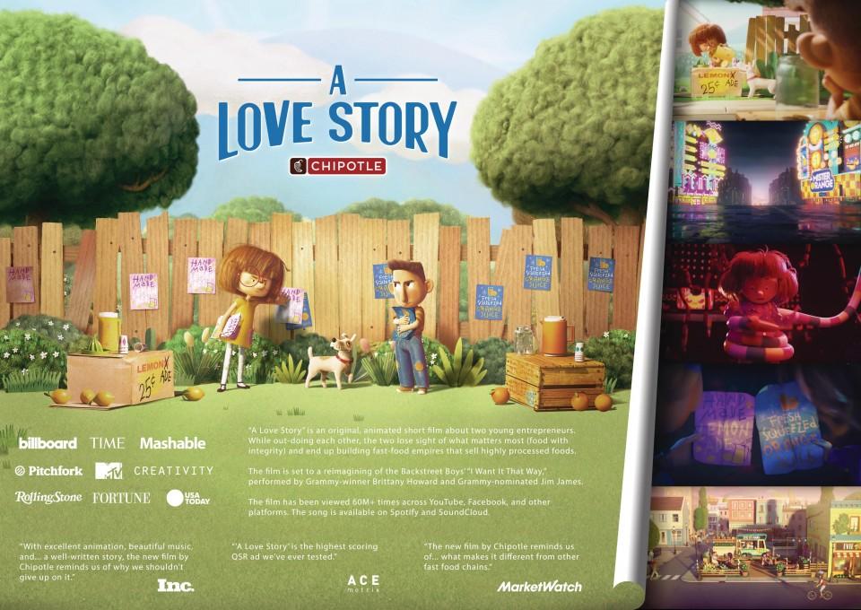 A Love Story 食品