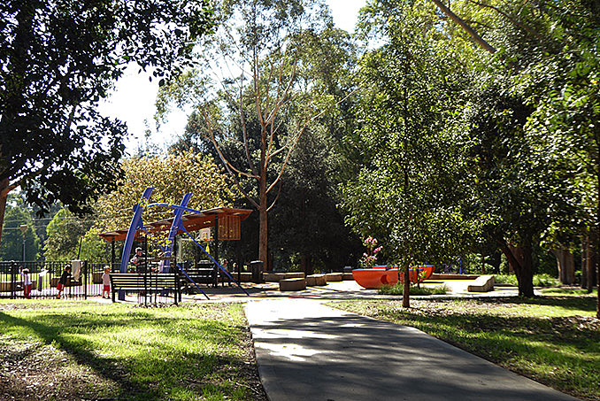 Turramurra Memorial Park Recreation Precinct | Sydney, Australia | Corkery Consulting July 6, 2017,AEDT