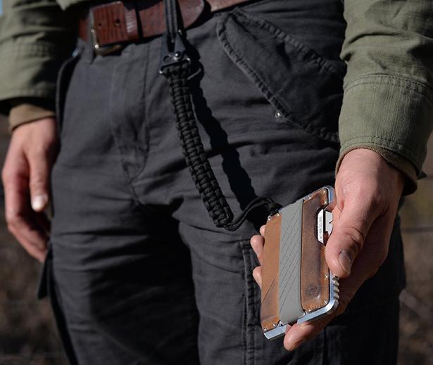 Dango Tactical EDC Wallet for Outdoor Enthusiasts