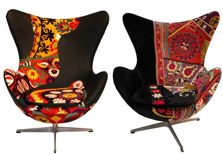 Xalcharo chair collection by KMP