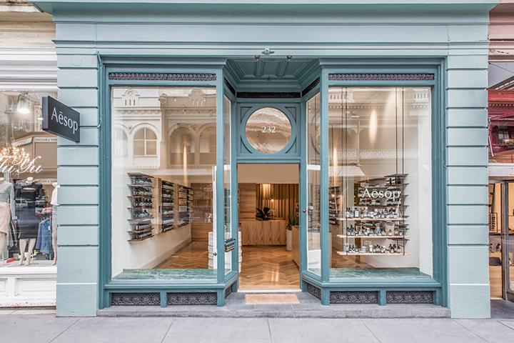 Aesop store by Genesin Studio, Adelaide - Australia
