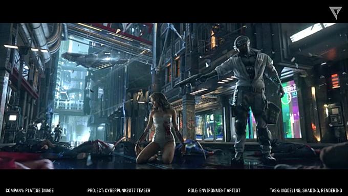 Cyberpunk 2077: Teaser