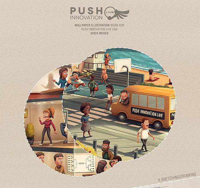 Push Innovation Live