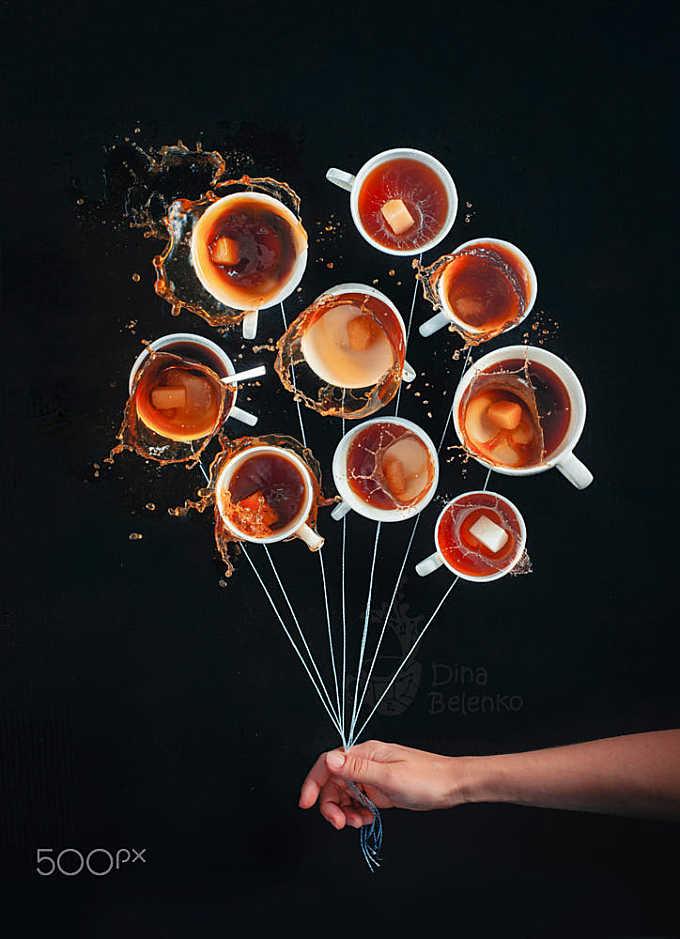 Coffee Balloons
