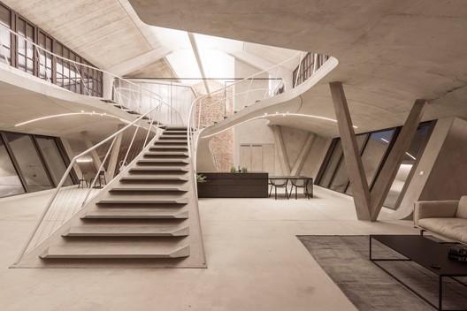 Loft Panzerhalle / Smartvoll Architekten ZT KG