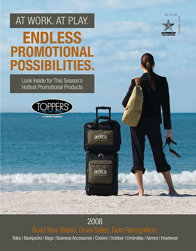 2008 Toppers Catalog