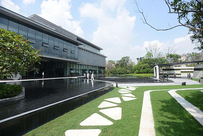Huizhou Sinic City by Metrostudio