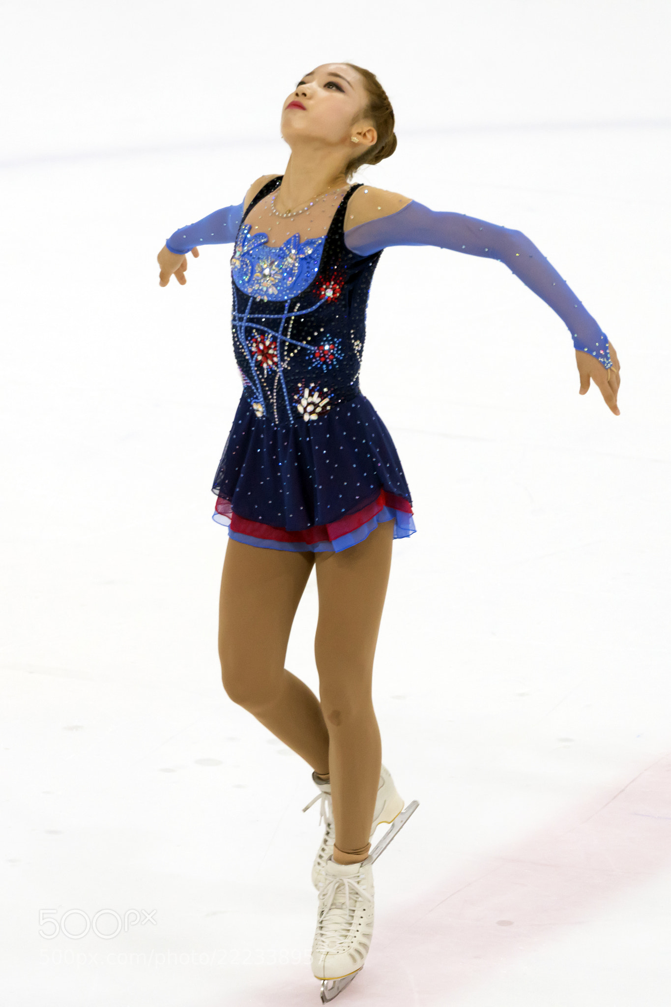 Kim Yelim, A Korean Female Figure Skater
