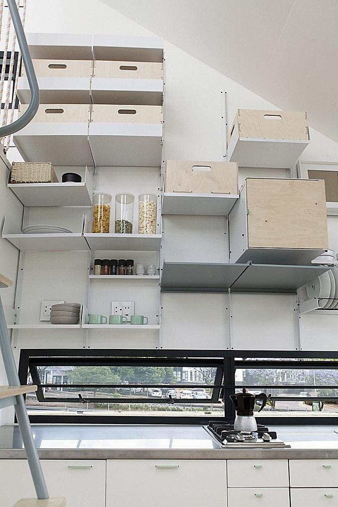 Pod-iDLADLA mobile mini-homes