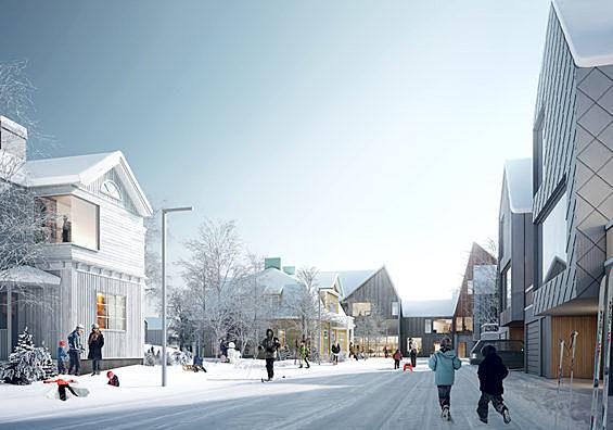 Kiruna – Relocating an entire Swedish city | White Arkitekter July 15, 2016,AEDT