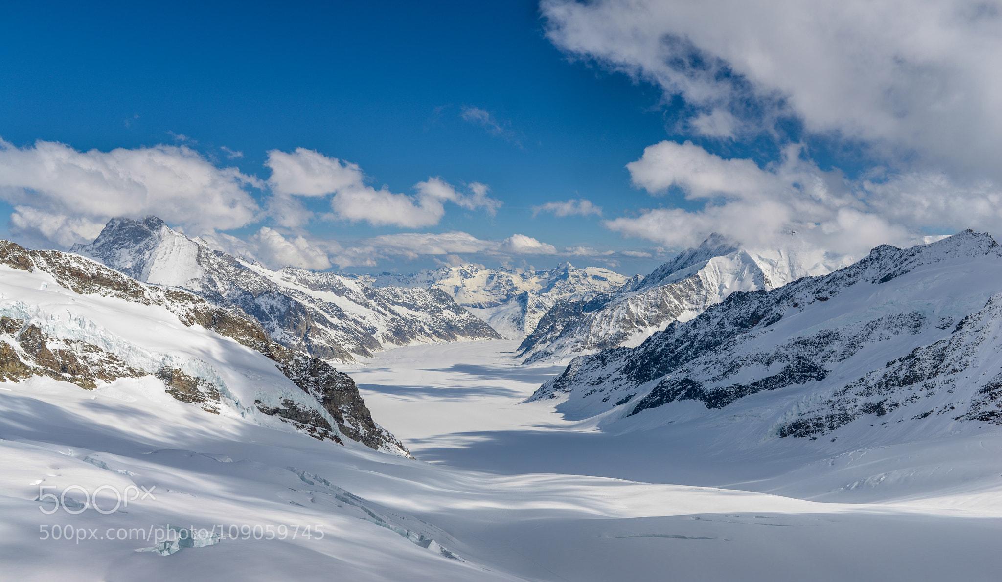 jungfraujoch Heaven on earth