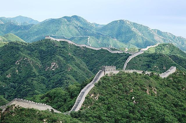 the great wall china badaling china china china china china