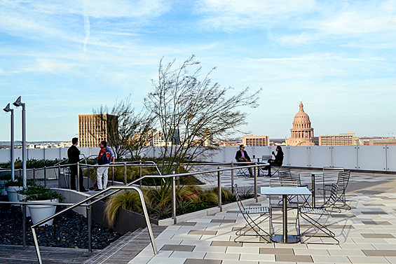 816 Congress Roof Transformation | Austin, Texas | dwg. urban landscape architecture January 9, 2016,AEDT