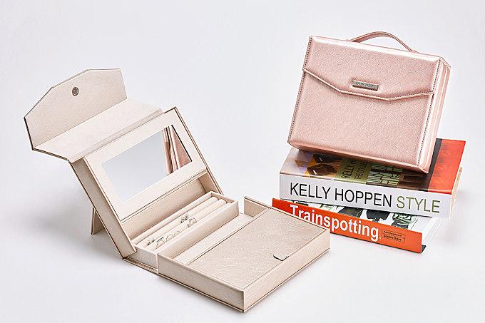 ID jewelry box首饰盒设计-巧合