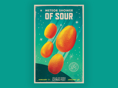 Meteor Shower of Sour