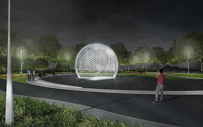 Leavenworth Circle Re-design Initiative January 10, 2017,AEDT
