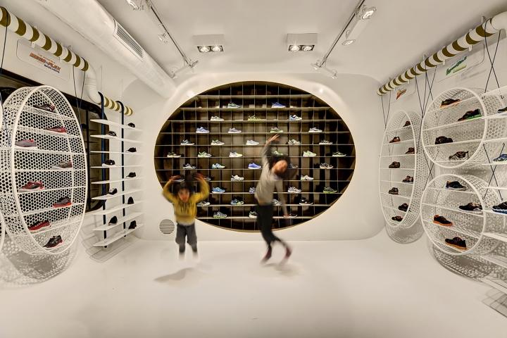 Skechers TR - Kids Showroom by Zemberek Design, Istanbul - Turkey