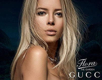 Gucci Flora Ad