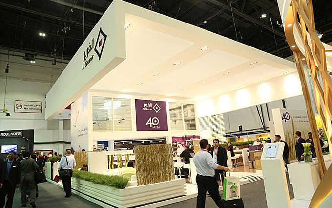 Booth Construction Dubai