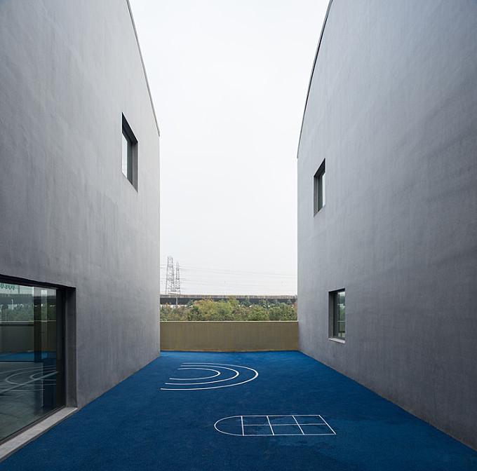 Vanke Experimental Kindergarten / Atelier Liu Yuyang Architects