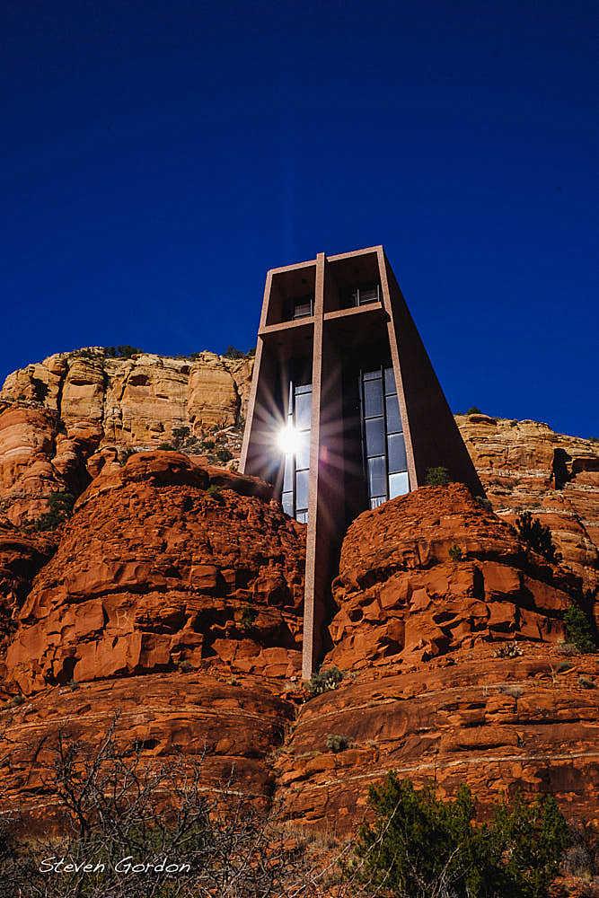 Chapel in the Red Rocks