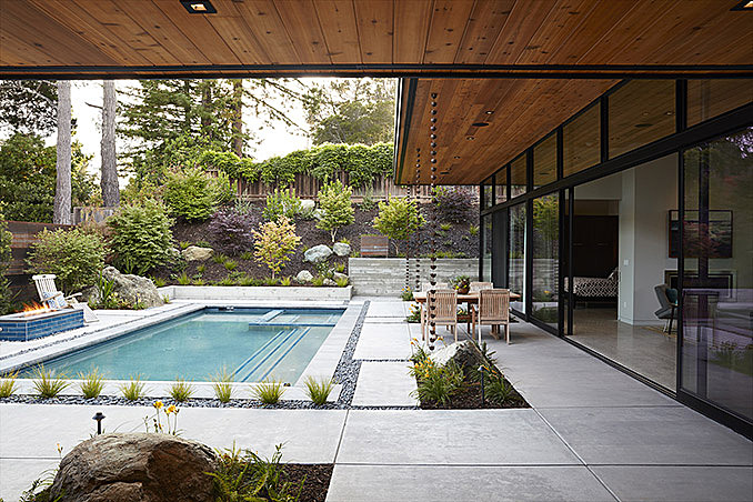 In The Modern Context | San Mateo, CA, USA | Arterra Landscape Architects February 13, 2018,AEDT