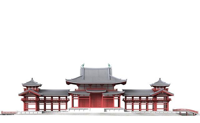 byodo-in, uji, japan