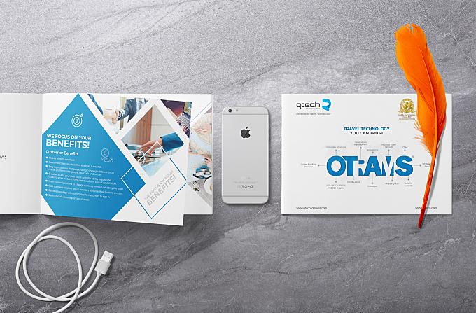 OTRAMS Brochure Design