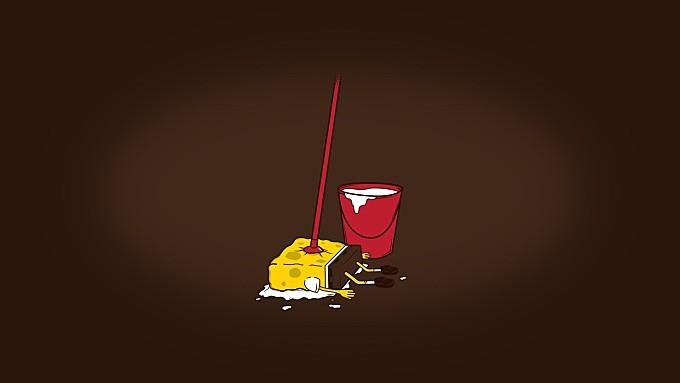 bucket|funny|humor|minimalism|sadic|sponge|spongebob|spongebob-squarepants|tv-show|wash
