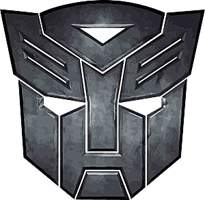 Autobot from Transformers Logo