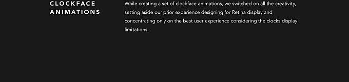 Glance Clock — First Smart Clock