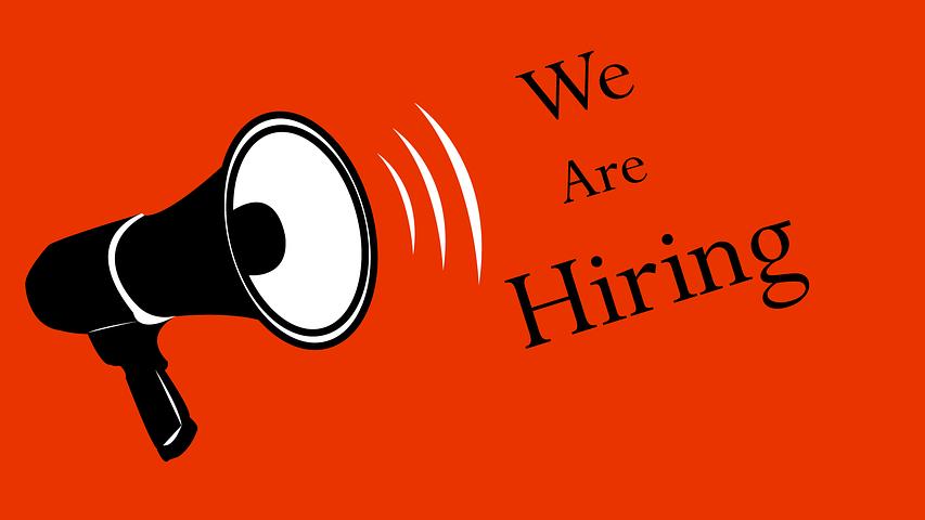 招聘, 喊话器, 职业生涯, 业务, 雇主, 就业, 出租, 迹象